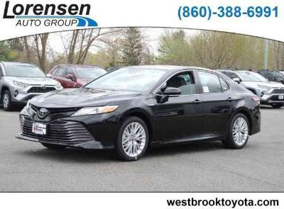 New 2019 Toyota Camry 4dr Car