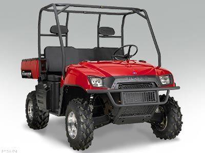 2005 Polaris Ranger 4x4 SpeedKey Side x Side Utility Vehicles Hillman, MI