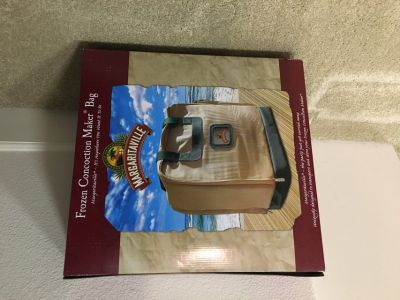 Frozen concoction makerNew in box never used