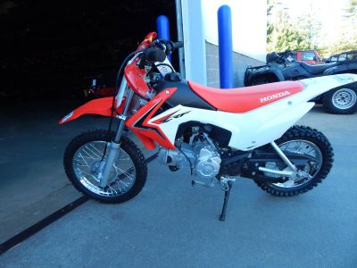 2013 Honda CRF 110F Competition/Off Road Motorcycles Concord, NH