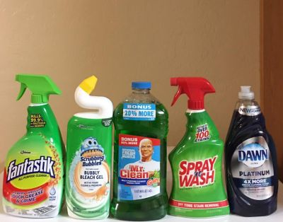Cleaning Bundle $10 for all!