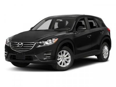 2016 Mazda CX-5 Sport (Jet Black Mica)