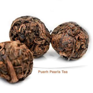 Puerh Pearls Tea 3oz