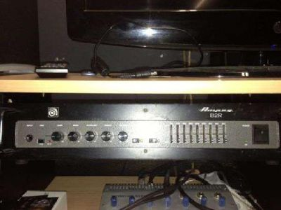 $325 AMPEG B2R Bass Amp CALL OR TEXT [phone removed]