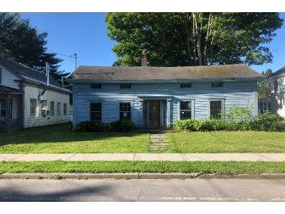 3 Bed 1 Bath Preforeclosure Property in Cambridge, NY 12816 - E Main St