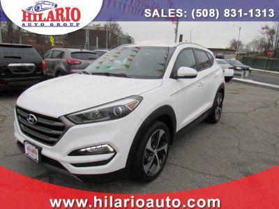 2016 Hyundai Tucson AWD 4dr Sport Turbo (Winter White)