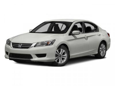 2014 Honda Accord LX (White)