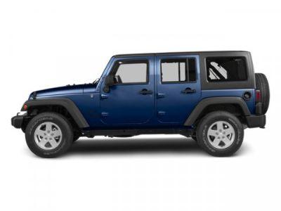 2013 Jeep Wrangler Unlimited Sport (True Blue Pearl)