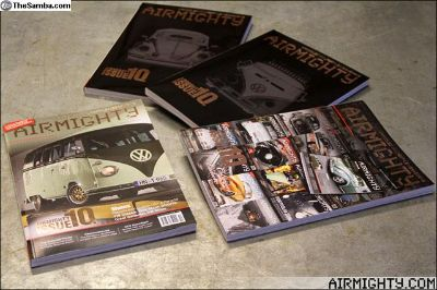 AirMighty Megascene Aircooled Issue # 10