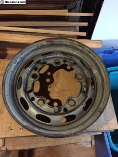 1956 KPZ wheel or Trade
