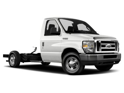 2019 Ford E-350SD Base (Oxford White)