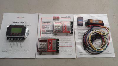 Nitrous Controller Progressives NMS 1000 NOS Mini Edelbrock