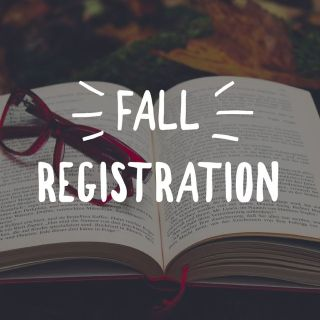 Fall Registration at Stratford Continuing Educaion