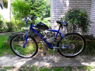 Motorized Bicycle MAGNA BEAST