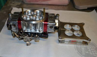 DaVinci Carburetor