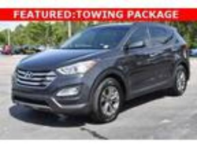 used 2016 Hyundai Santa Fe for sale.