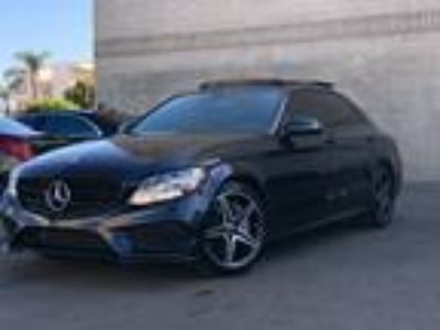 Used 2017 Mercedes-Benz C-Class Lunar, 31.7K miles