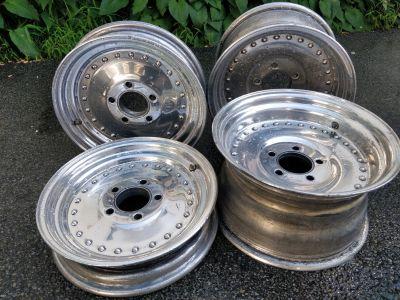 Original Centerline Racing Rims