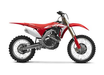2018 Honda CRF450R Motocross Motorcycles North Reading, MA