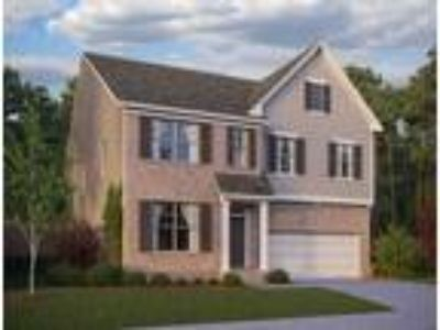 The Pendleton by Ashton Woods Homes: Plan to be Built