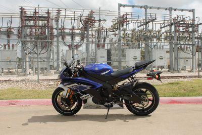 2013 Yamaha R-6 SuperSport Motorcycles Allen, TX