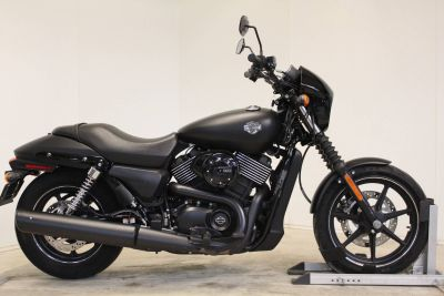 2015 Harley-Davidson Street 750 Cruiser Motorcycles Pittsfield, MA