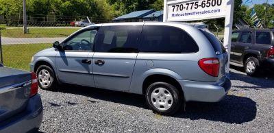 2003 Dodge Grand Caravan SE (Blue)
