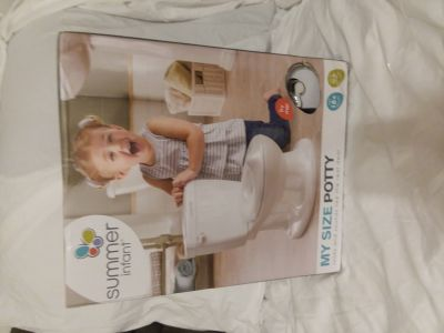 Summer Infant My Size Potty new in box never used giftable