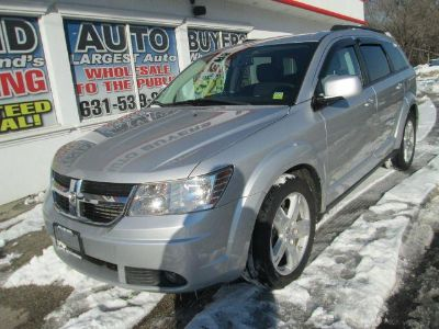 2009 Dodge Journey SXT (Bright Silver Metallic)