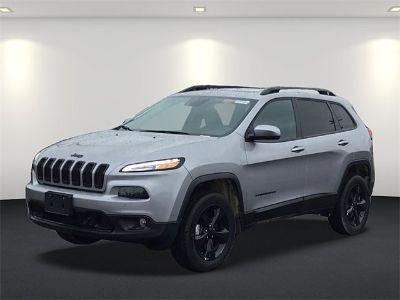 2018 Jeep Cherokee Limited (Billet Silver Metallic)