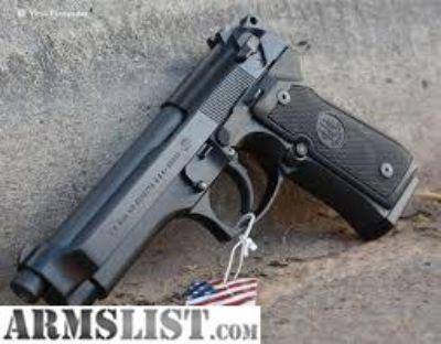 For Sale: Beretta M9 New