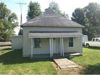 2 Bed 1 Bath Foreclosure Property in Alexandria, IN 46001 - S Black St