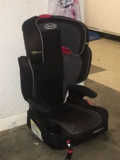 Grace Car Seat with removable top of seat