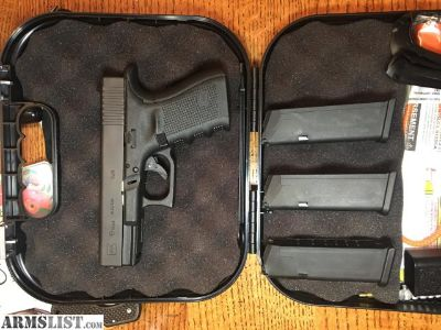 For Sale/Trade: G19 Gen 4