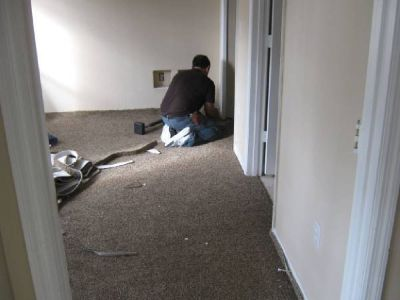 New Carpet With OR Without Installation