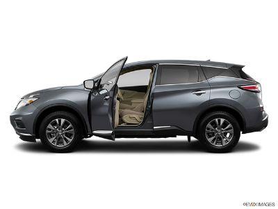 2015 Nissan Murano PLATINU (WHITE)