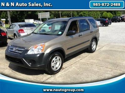 2005 Honda CR-V LX 2WD AT - Call to Schedule your Test Drive