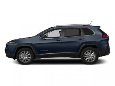 2015 Jeep Cherokee Sport (True Blue Pearlcoat)