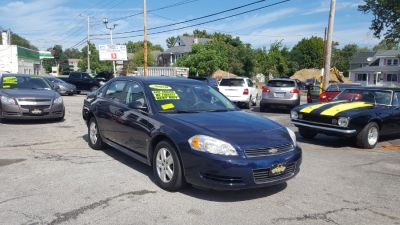 2009 Chevrolet Impala LS (Imperial Blue Metallic)
