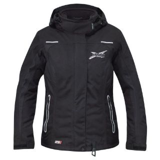 Purchase Ski-Doo Ladies X-Team Jacket - Black motorcycle in Sauk Centre, Minnesota, United States, for US $247.99