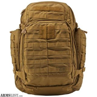 For Sale: 5.11 RUSH72 Tactical Backpack Bag, Flat Dark Earth