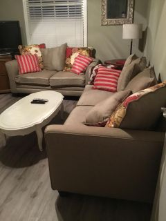 3 piece Sofa, loveseat and chair