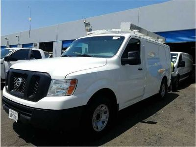 Used 2013 Nissan NV2500 HD Cargo for sale