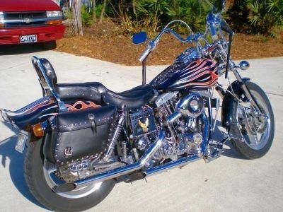1978 Harley-Davidson® 74CI FXS LowRider