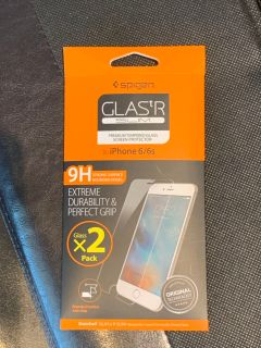 BNIB- ONE Spivey iPhone 6/6s Screen Protector