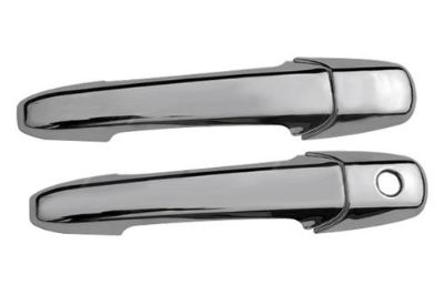 Sell SES Trims TI-DH-110 05-10 Ford Mustang Door Handle Covers Car Chrome Trim 3M ABS motorcycle in Bowie, Maryland, US, for US $78.00