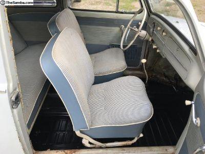[WTB] 1960 Original Cloth Seat Material Wanted