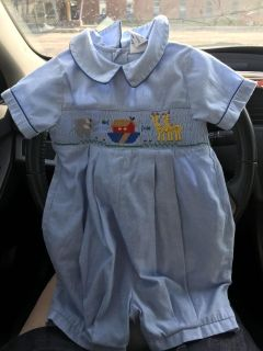 Carriage Boutique shortall like new