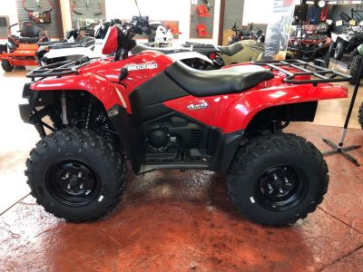 2017 Suzuki KingQuad 500AXi Power Steering Utility ATVs Evansville, IN