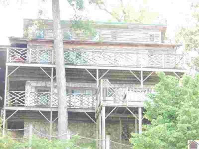 305 Castle Dr GILBERTSVILLE Four BR, custom cedar sided home